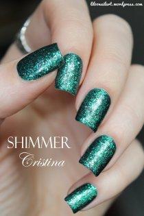 Cristina Shimmer Polish