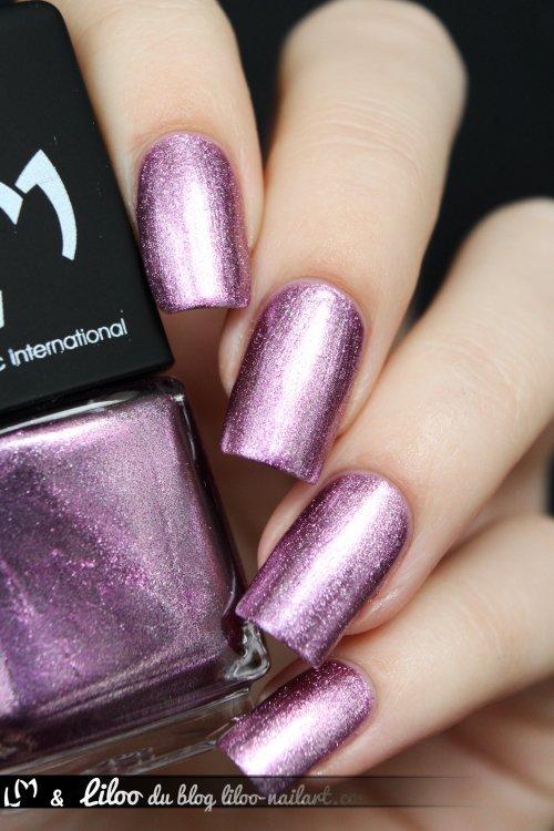 Purple LM cosmetic liloo