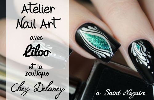 atelier nail art chez delaney liloo
