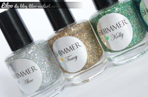 shimmer polish