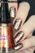 nail art flormar miracle stamping