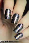 mavala metropolitain color's nail art