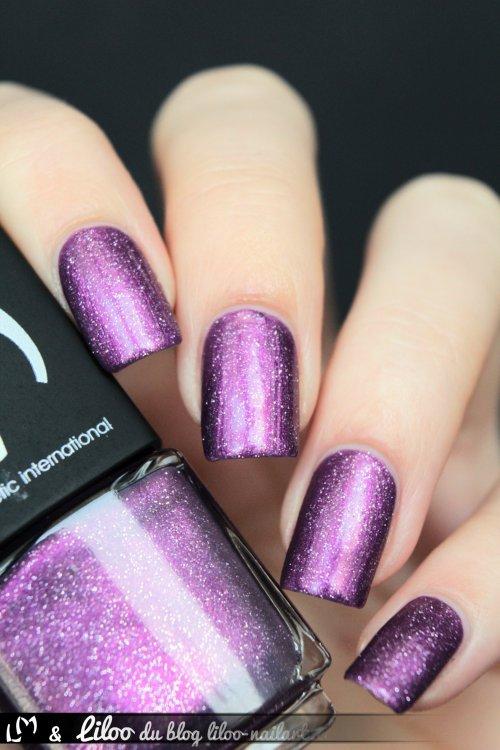 Moretta Lm cosmetic liloo nail art