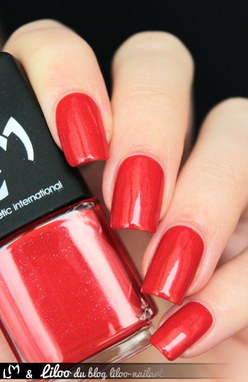 Commedia Lm cosmetic liloo nail art