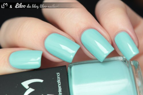 Mintcream lm cosmetic liloo nail art