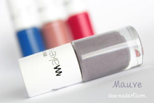 monoprix monop makeup liloo nail art vernis