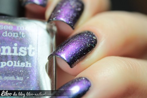 illusionist picture polish pshiiit liloo nail art
