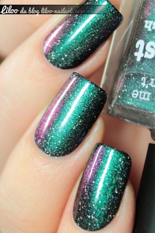 illusionist picture polish pshiiit liloo nail art