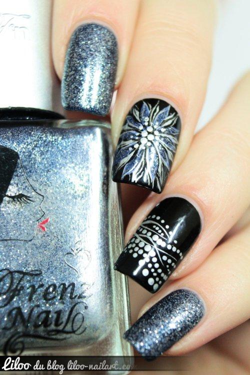 Frenz Nail Champselyse 09 chez delaney liloo nail art