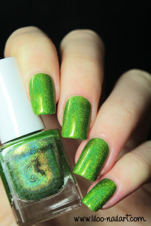 mowed meadow summer 2014 holo polish by fun lacquer