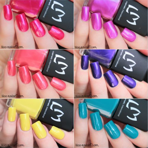 brazil lm cosmetic liloo nail art
