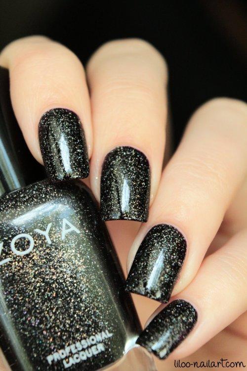 storm zoya liloo nail art