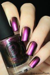 masquerade ilnp liloo nail art