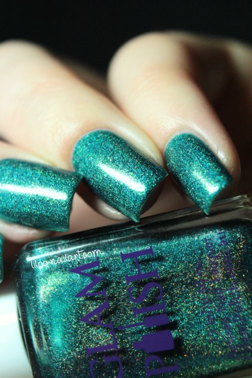 infinite wisdom glam polish polishinail liloo