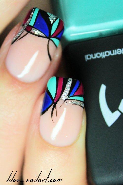 nail art inspiration picasso liloo