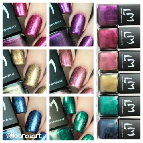 envoutement lm cosmetic liloo nail art