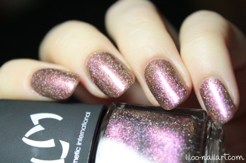 envoutement galactique lm cosmetic liloo nail art