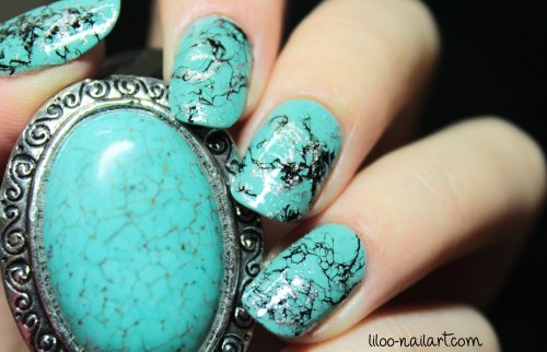 water-spotted nails liloo