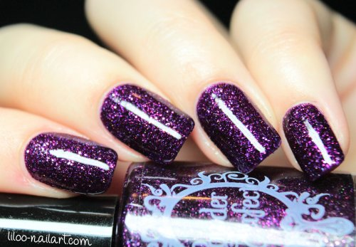 exhilaration powder perfect liloo nail art