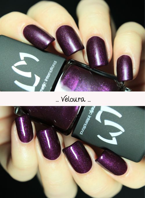 veloura  les satins lm cosmetic liloonail art