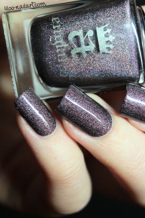 sleeping palace liloo nailart aengland