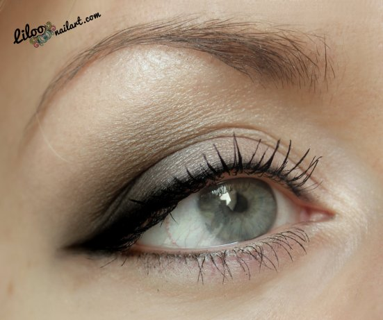 maquillage yeux avri liloo nail art