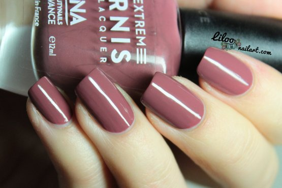 vernis BNA beautynails advance liloo nail art