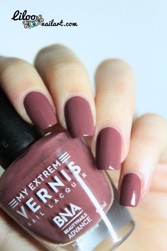 vernis BNA beautynails advance liloo nail art
