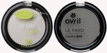 les fards bio avril liloo nail art