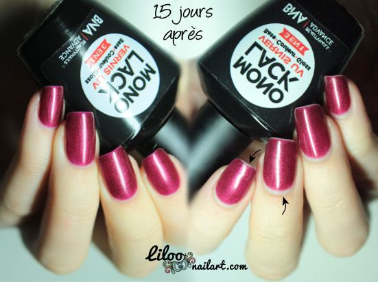 tenue vernis wonderlack bna liloo nail art