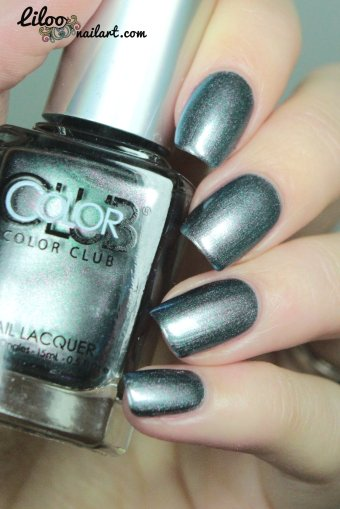 color club liloo nail art