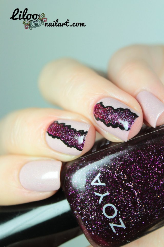 liloo nail art zoya vernis